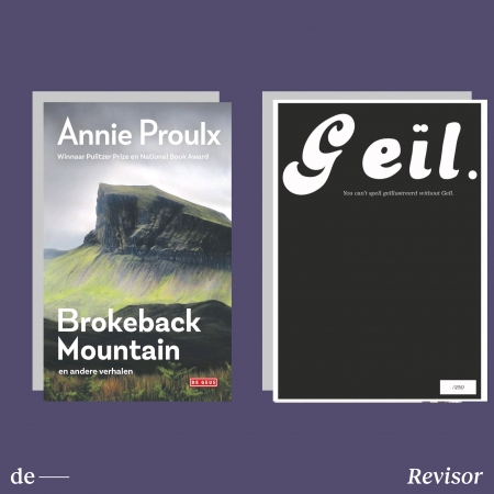Annie Proulx, Maartje Wortel en Bregje Hofstede in Geïl, en Filosofie Magazine: de redactie van De Revisor las fysiek proza, voelende en voorbereidende verhalen en denkers over het lichaam.