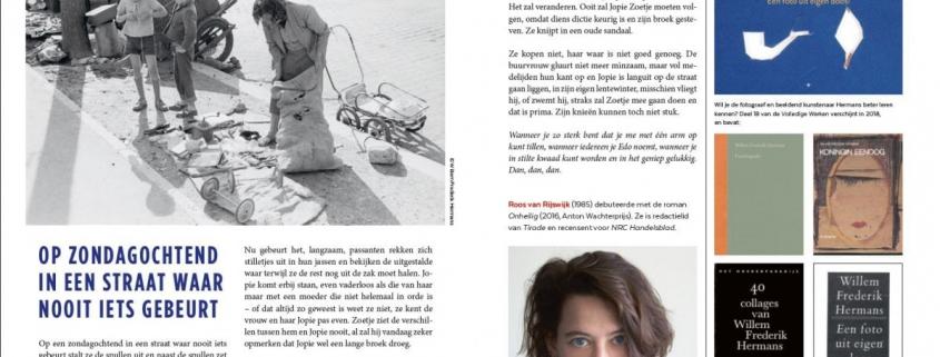 Roos van Rijswijk in De onbekende Hermans