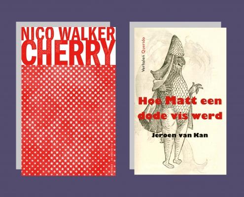 Nico Walker, Jeroen van Kan: de redactie las een goed vertelde, levendige, harde oorlogsroman en een verhalenbundel die het literaire spel viert.