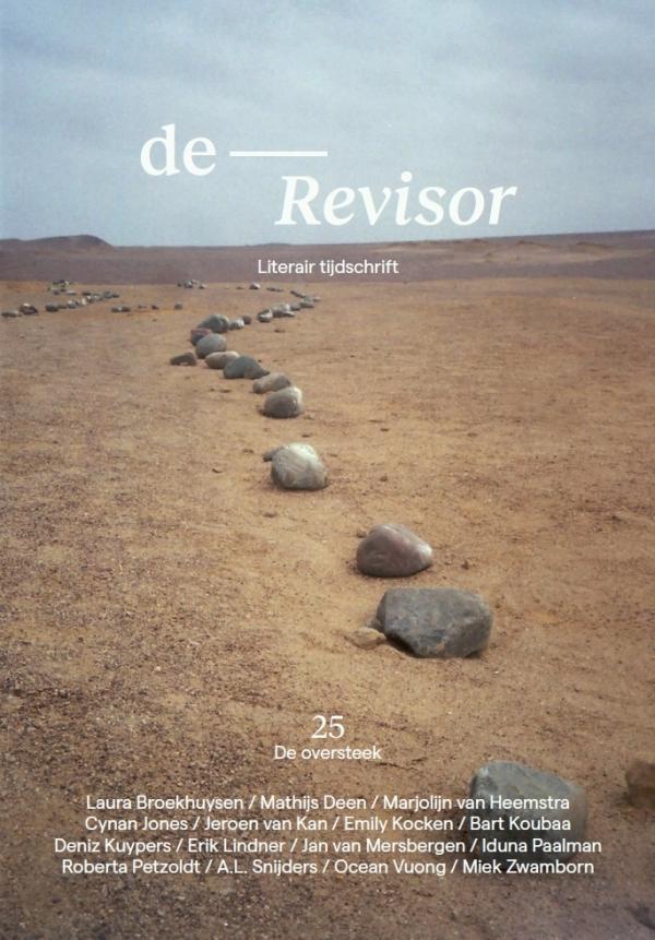 De Revisor 25: De oversteek