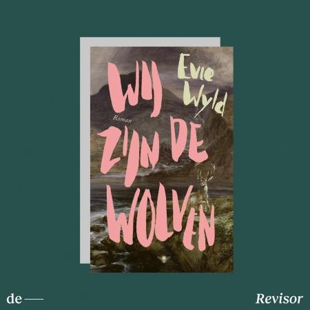 Deze week gelezen: Evie Wyld, Wij zijn de wolven