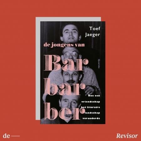 Deze week gelezen: Toef Jaeger, De jongens van Barbarber