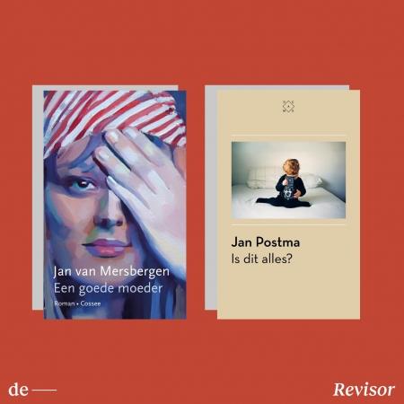 Deze week gelezen: Jan van Mersbergen, Jan Postma